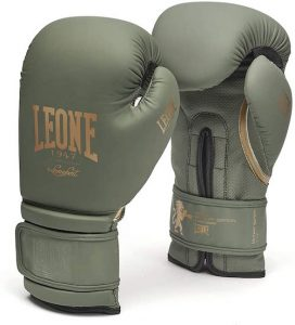 LEONE 1947 Boxing Gloves Military Edition Leather